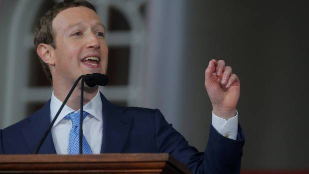 One shareholder group filed a petition to remove Facebook founder Mark Zuckerberg as the company's chairman, arguing ...
