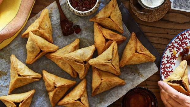 Based on an Argentinian classic, these empanadas are great hand-held food.