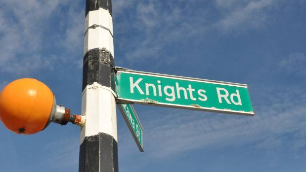 Knights Rd has been a popular contender for a spot on the Monopoly Board.