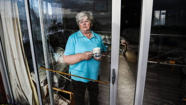 Lyn Blucher is in constant pain and has been on antibiotics for nine years after complications caused through a mesh implant.