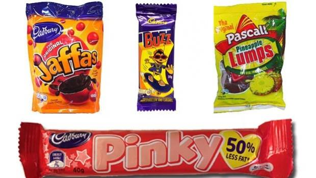 A drive to keep production of Pineapple Lumps, Jaffas, Buzz Bars and Pinky bars in Dunedin has topped $3.2 million.