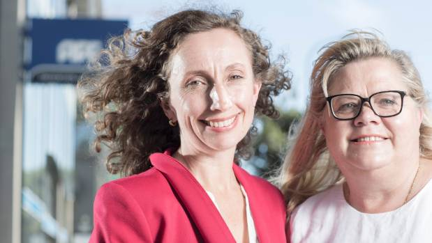 Charlotte Korte and Carmel Berry are leading a campaign to get a national inquiry in to surgical mesh.