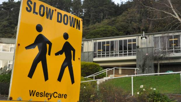 They Hutt Valley DHB says it has plenty of capacity to look after the residents of Wesleyhaven Village should it close down.