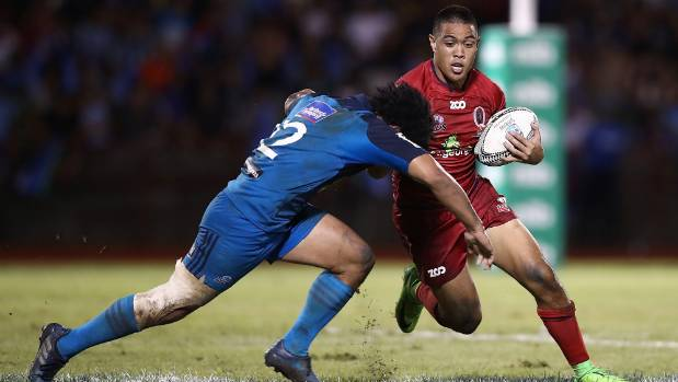Perofeta snatches victory for Blues in Samoa