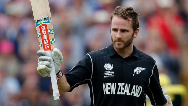 New Zealand make solid start before rain delay