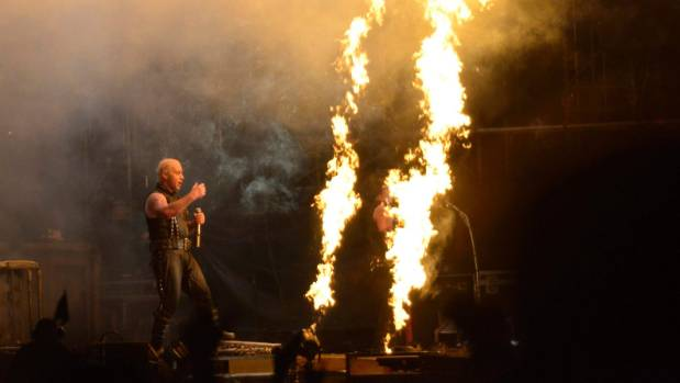 German open-air concert suspended over terrorism threat