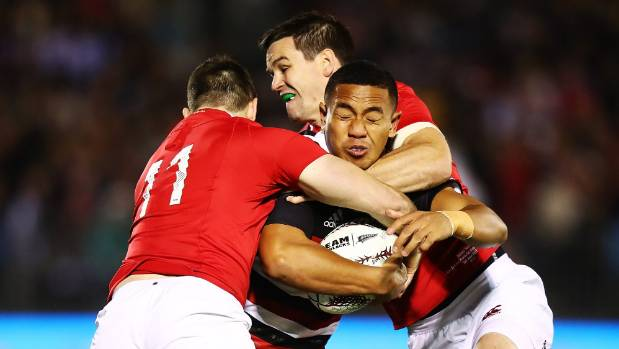 Lions Labour To Beat Barbarians In Tour Opener