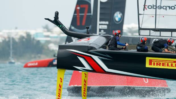Sailing: New Zealand keeps pressure on Team USA with Japan win