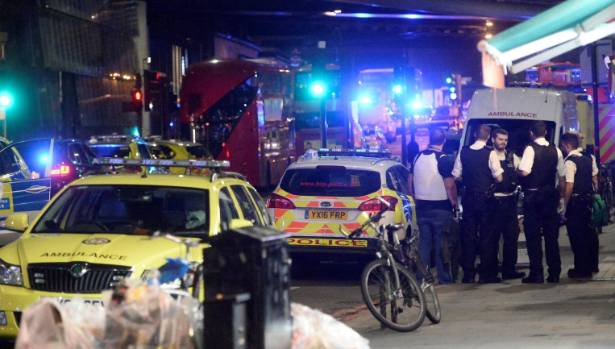 Third London attacks suspect reportedly Italian-Moroccan