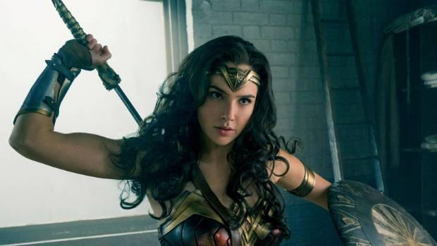 Gal Gadot as Wonder Woman in Patty Jenkins' blockbuster.