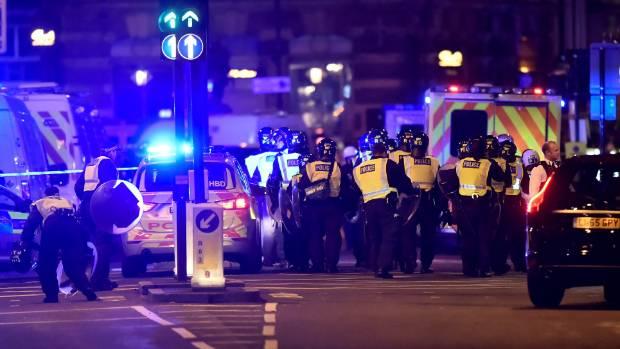 Trump criticizes London mayor's call for calm