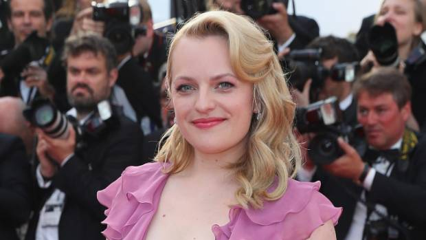 Elisabeth Moss says she feels lucky that she is at a point in her career where she can make choices about the projects ...