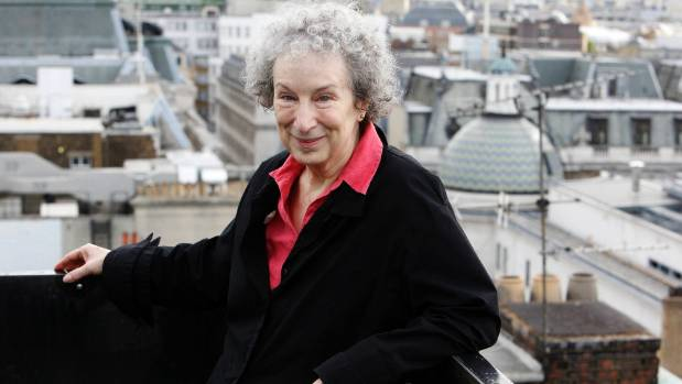 The Handmaid's Tale author Margaret Atwood.