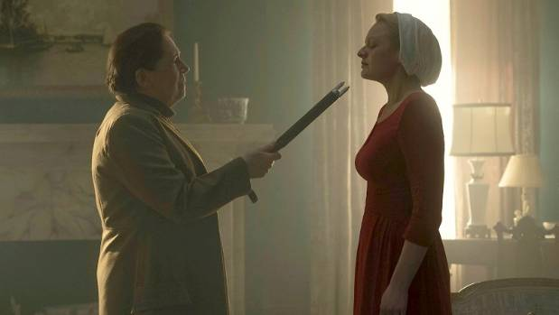All women in The Handmaid's Tale's Gilead are part of a colour-coded caste system.