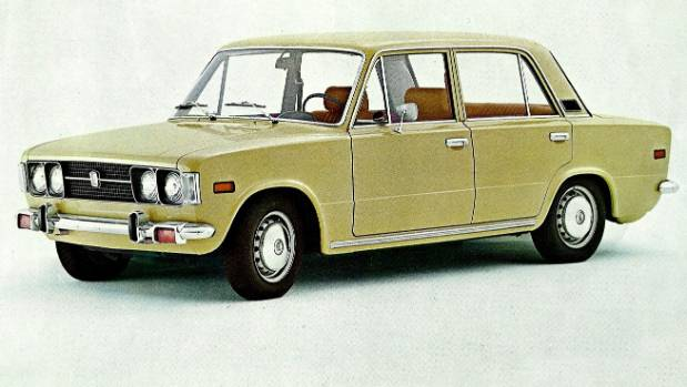 Kia made a version of the Fiat 124. But didn't everybody?