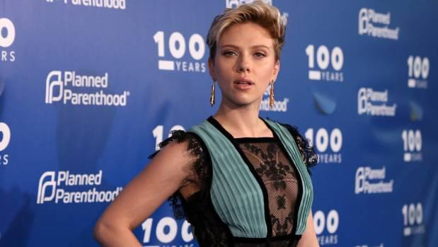 Actress Scarlett Johansson wants to take away the stigma surrounding sex talk.