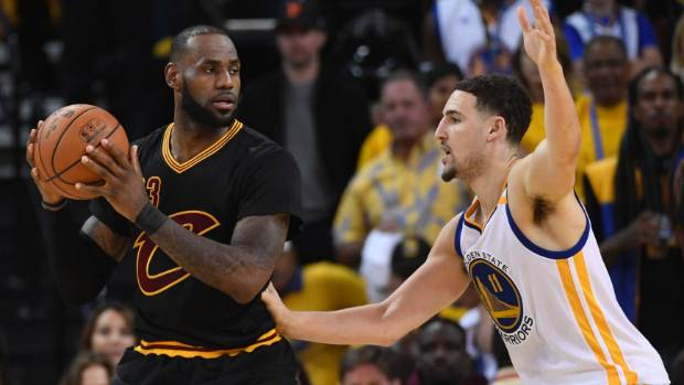 TV Ratings For 2017 Finals Highest Since Jordan's Last Title In 1998