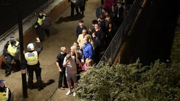Third London attacks suspect reportedly Italian-Moroccan