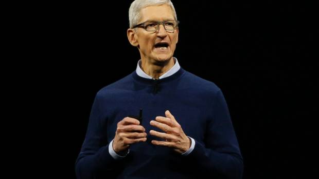 Apple's Tim Cook confirms rumours that they're working on driverless cars