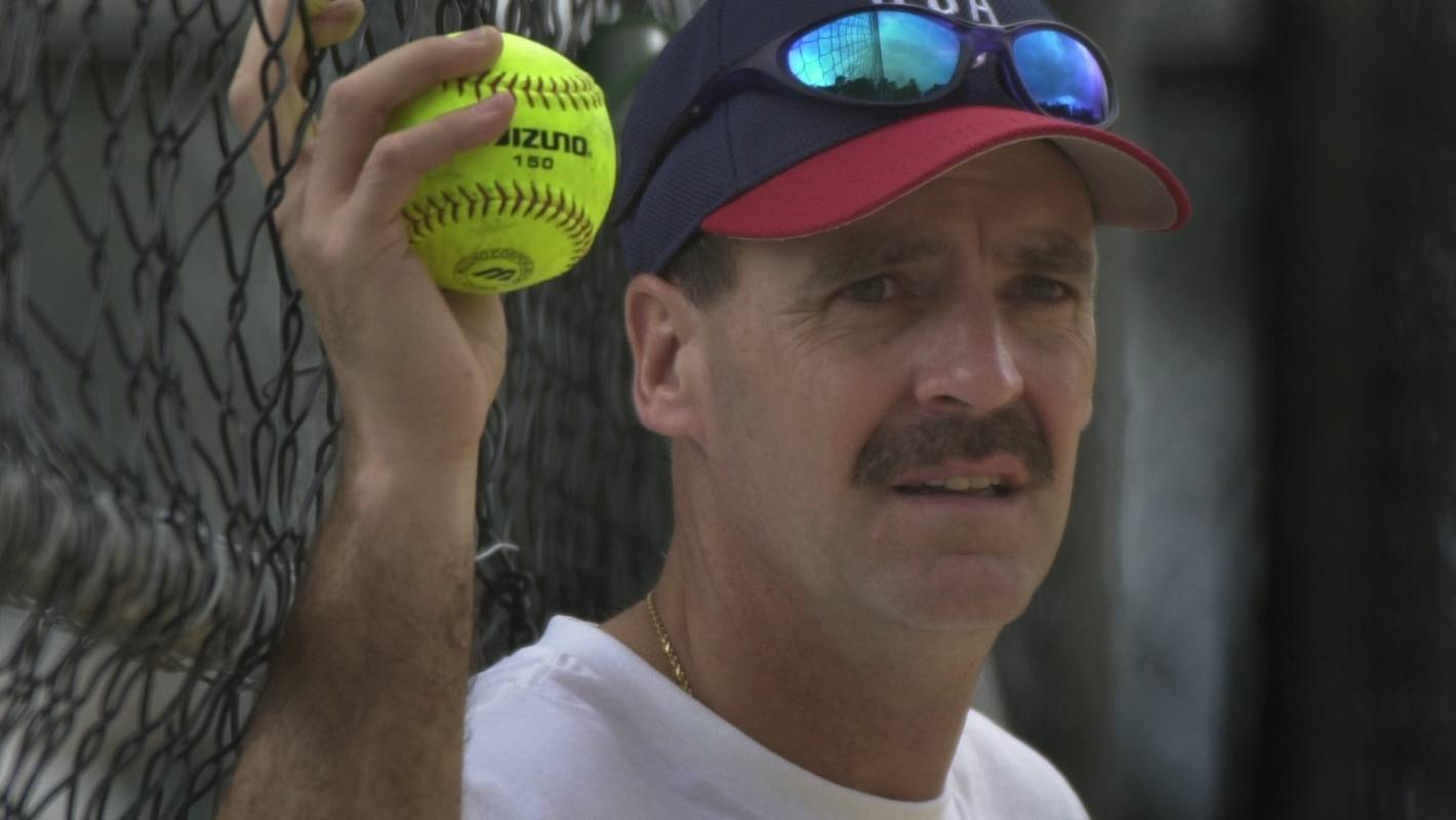f7a7613add570c Black Sox great Mike White scores lucrative US college softball coaching  job