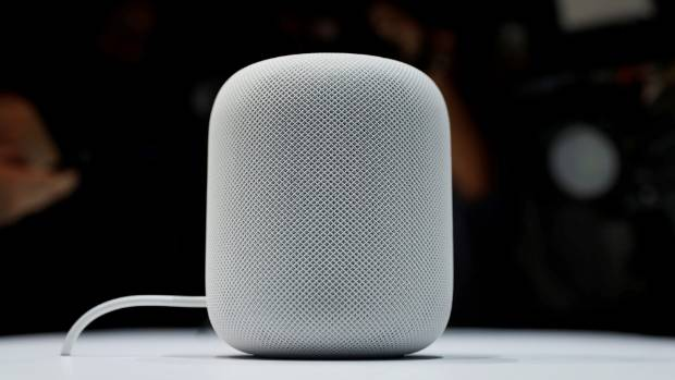 Apple's Home Pod was unveiled in June