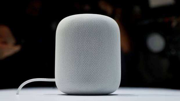 Apple's HomePod will hopefully be available in New Zealand next year.