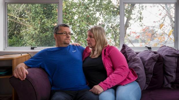 Noeline Husband and Darryll Husband have battled to get help for her troubled son.