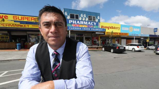 Porirua mayor Mike Tana said he was concerned about the weekend closure of the city's police station.
