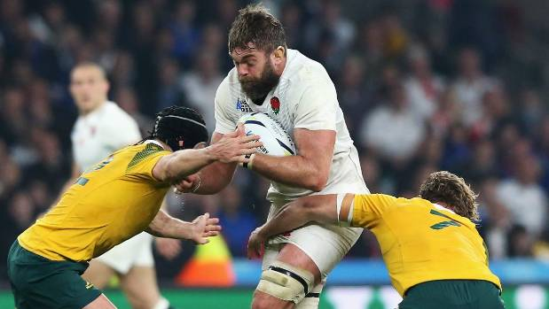 Former England lock Parling joins Rebels for 2018
