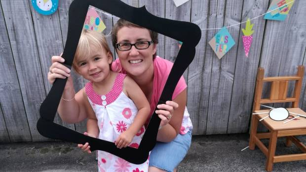 Auckland mum Sarah Fleming is fighting against changes to the traditional four-hour kindergarten sessions because she ...