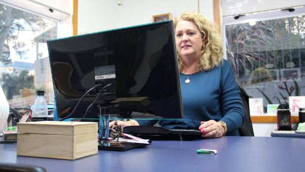 Helensville Primary School principal Deborah Heasman says the town's infrastructure wasn't ready.