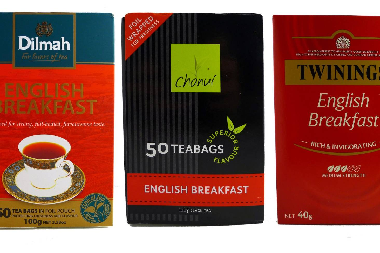 Is there a difference between English breakfast tea bags? | Stuff co nz