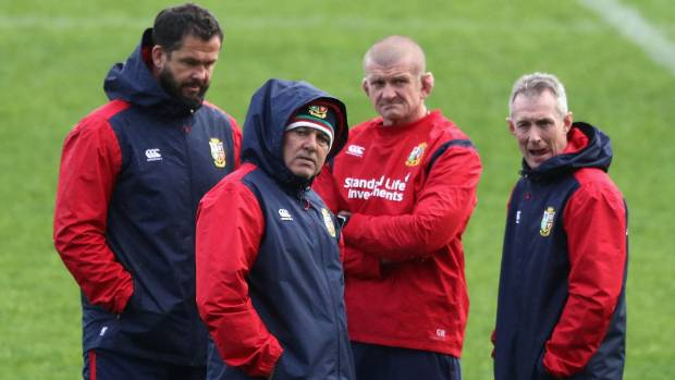 Warren Gatland names Alun Wyn Jones as Lions captain for Crusaders match