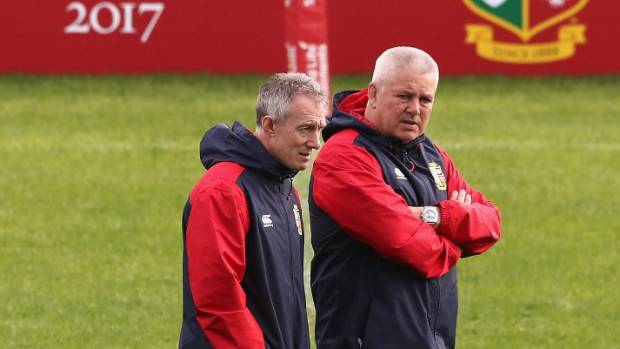 Warren Gatland still considering Lions XV to face New Zealand