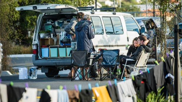 Vans that are not certified self-contained will be banned from all local authority areas in Taupo, except for private ...
