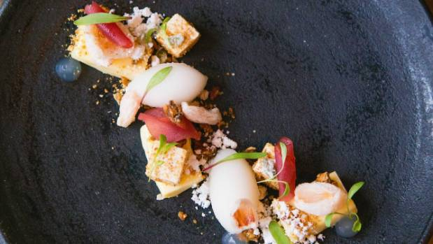 Cassia's contemporary take on Indian cuisine is a must-do on the list of restaurants in Auckland.