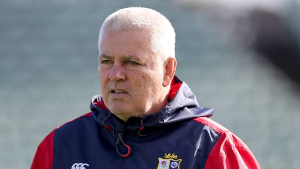 Warren Gatland is sending out the wrong message according to former Lions assistant Eddie O'Sullivan