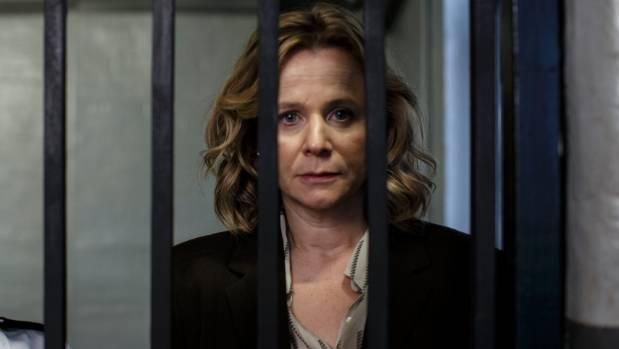 Emily Watson plays Dr Yvonne Carmichael in Apple Tree Yard.