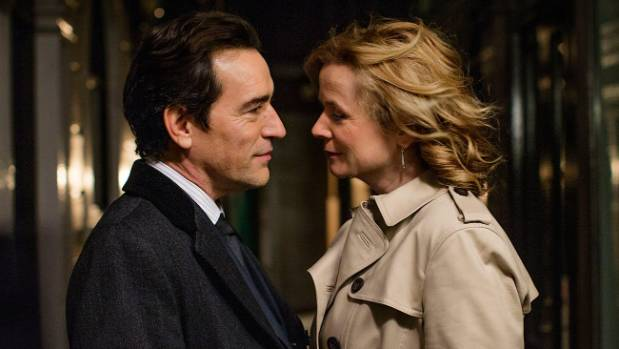 Ben Chaplin says sex scenes are the 'oddest part of the job'.