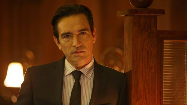 Ben Chaplin plays Mark, a stranger Yvonne starts an affair with in Apple Tree Yard.