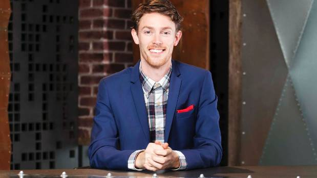 Tim Batt says filming a live TV show is an 'exciting proposition'.