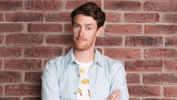 Comedian Tim Batt hosts the new TVNZ Duke show Banter.