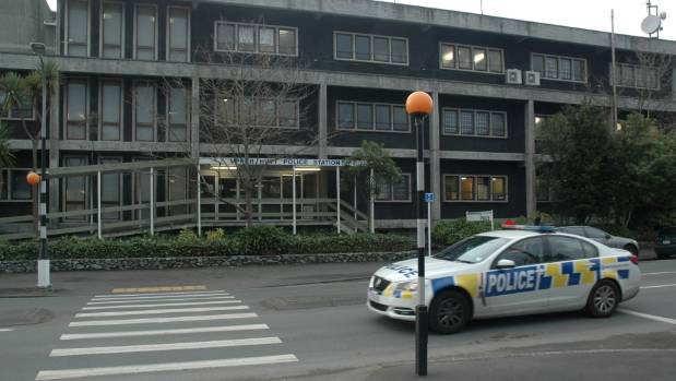 Upper Hutt Police Station is still closed on weekends.