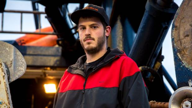 Captain Sean Dwyer is part of the Discovery show Deadliest Catch.