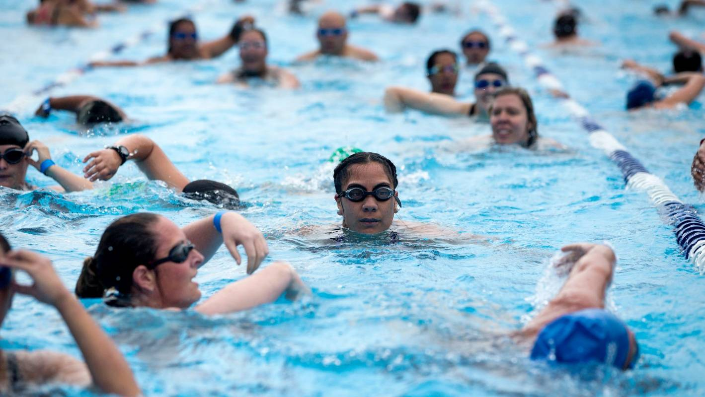 palmerston north college proposes 32m swimming pool