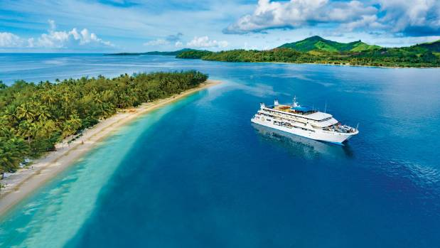 The South Pacific is the most popular destination for Kiwi cruisers.