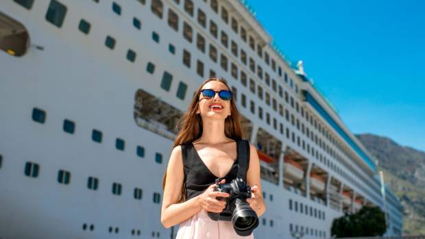A record 90,184 New Zealanders took an ocean cruise in 2016.
