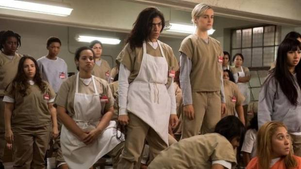Companies such as Netflix are producing their own content, such as Orange is the New Black.