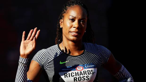 Gold medalist Sanya Richards-Ross opens up about abortion before 2008 Olympics