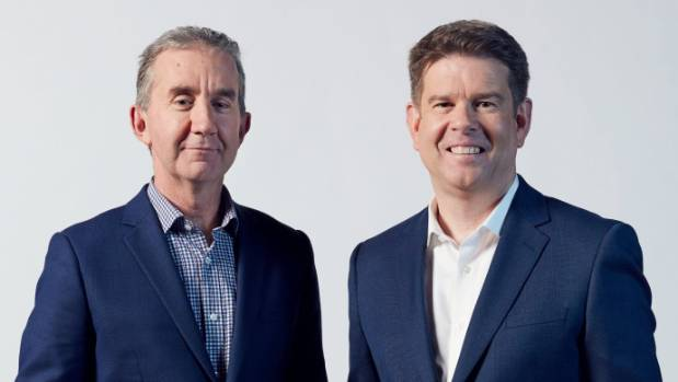 "Presenters John Campbell and Nigel Latta hosted ""What Next"", a five-part, live and interactive series that explored what ..."